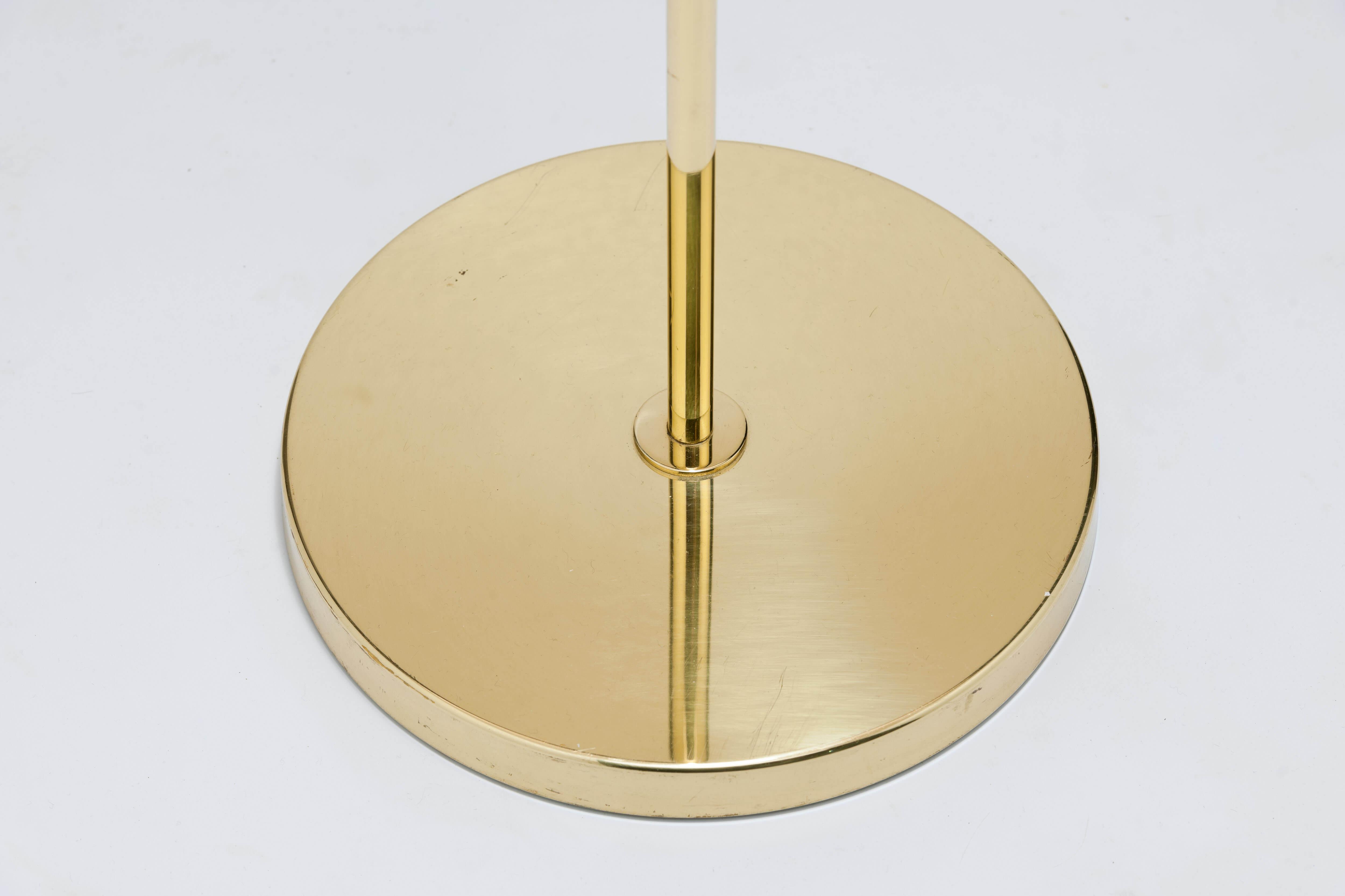 Vintage Messing G18 Lamp