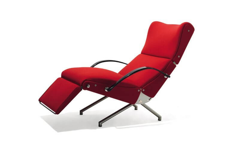 Tecno P40 Lounge chair
