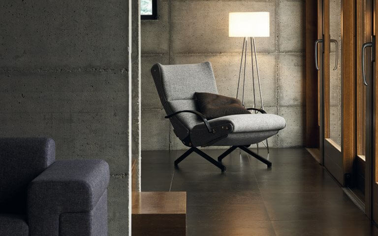 P40 Lounge chair