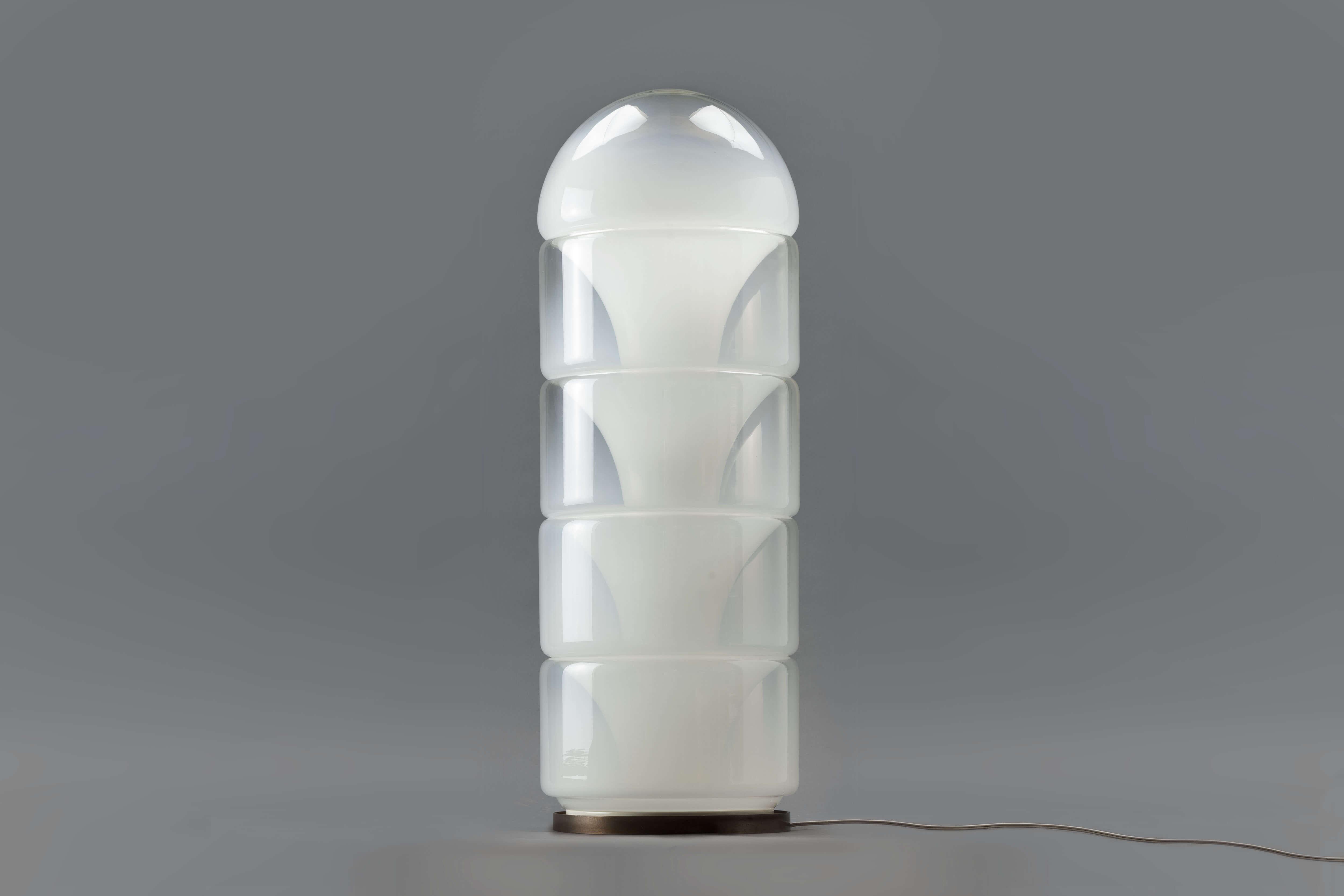 Vintage 'Sfumato' vloerlamp LT316