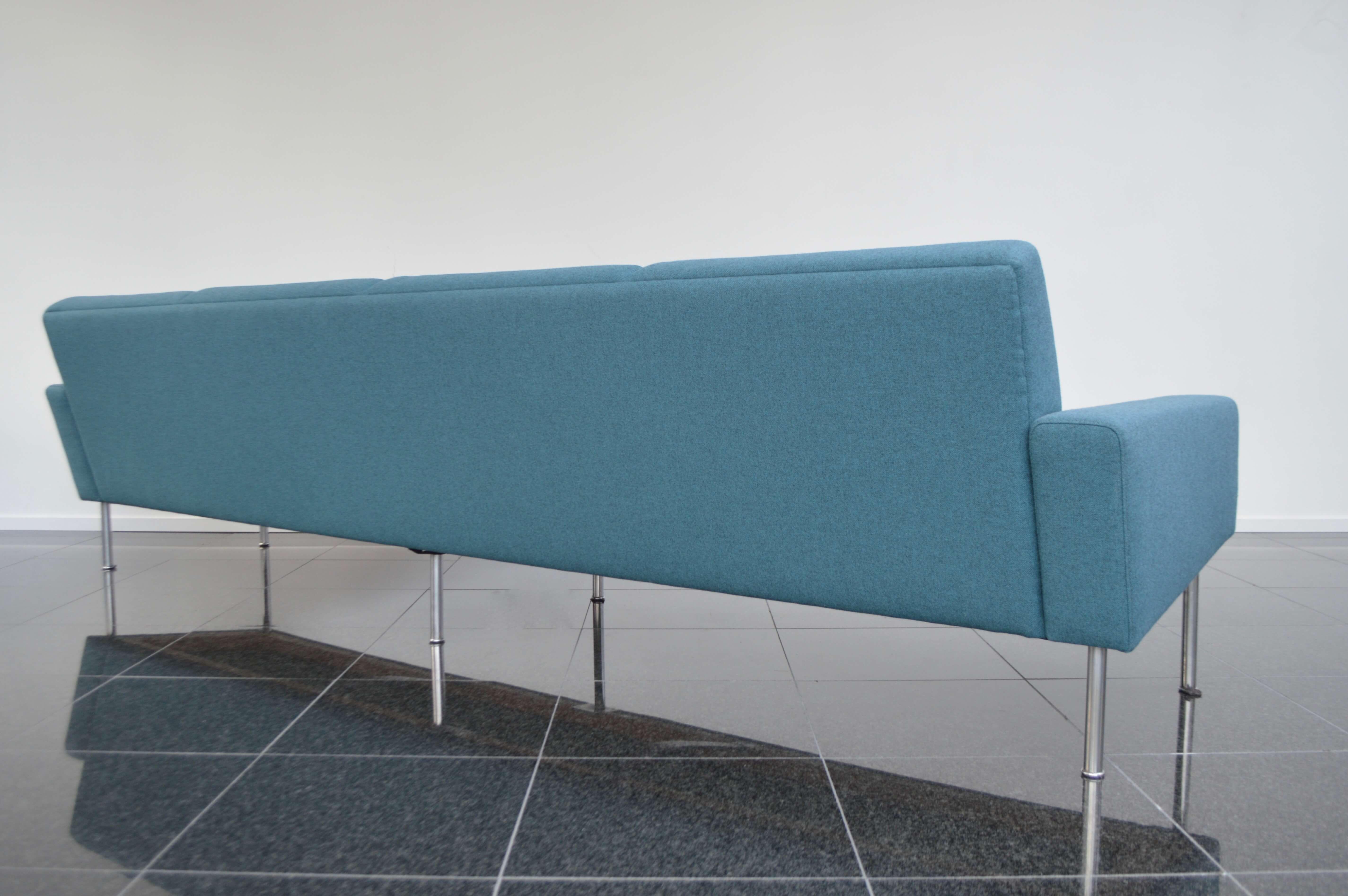 Vintage 4-zits Airport sofa