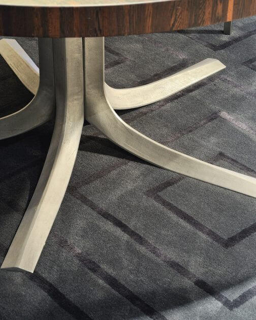 Tafel Pan coupe