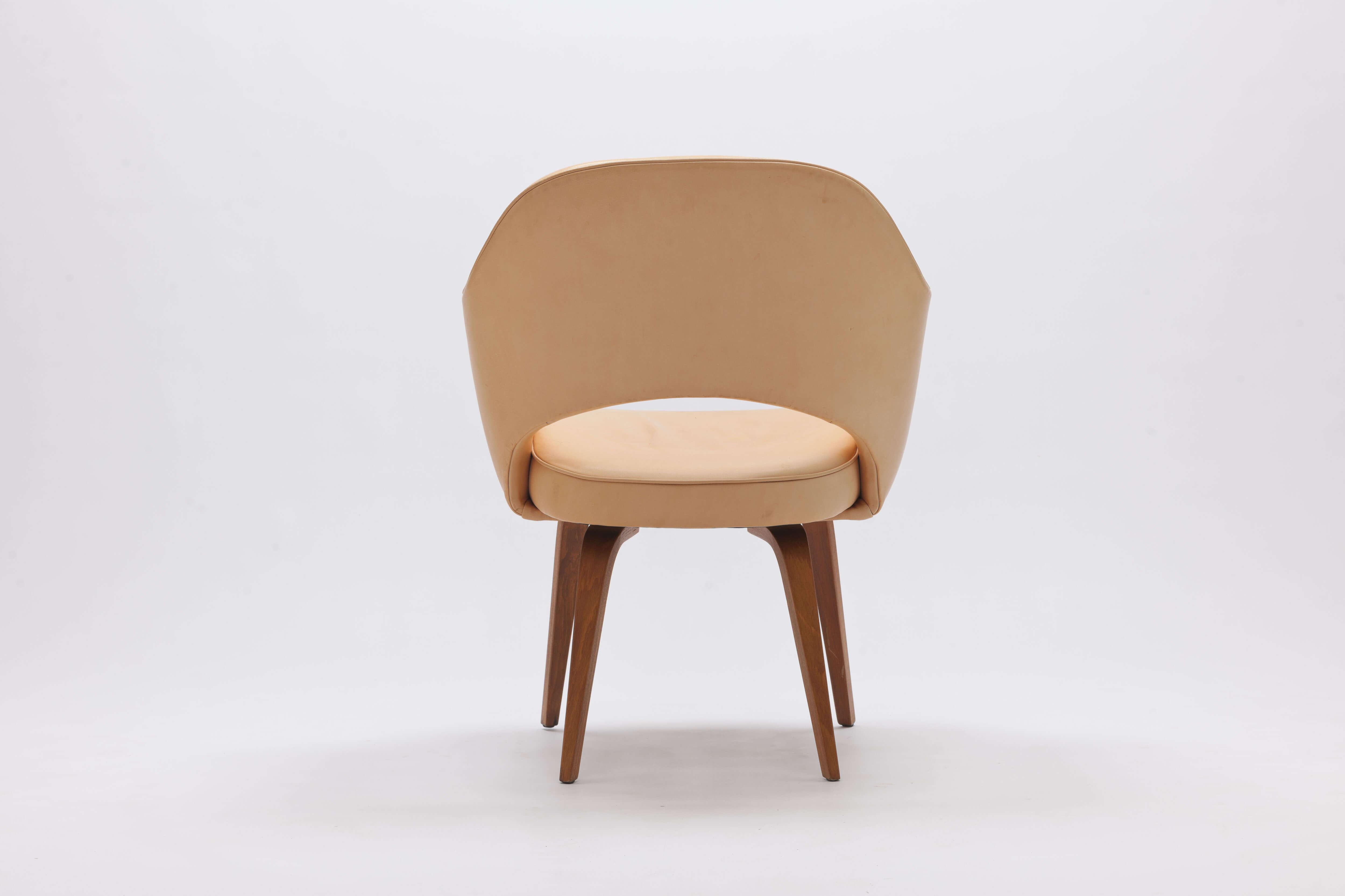 Vintage 'Executive' arm chair