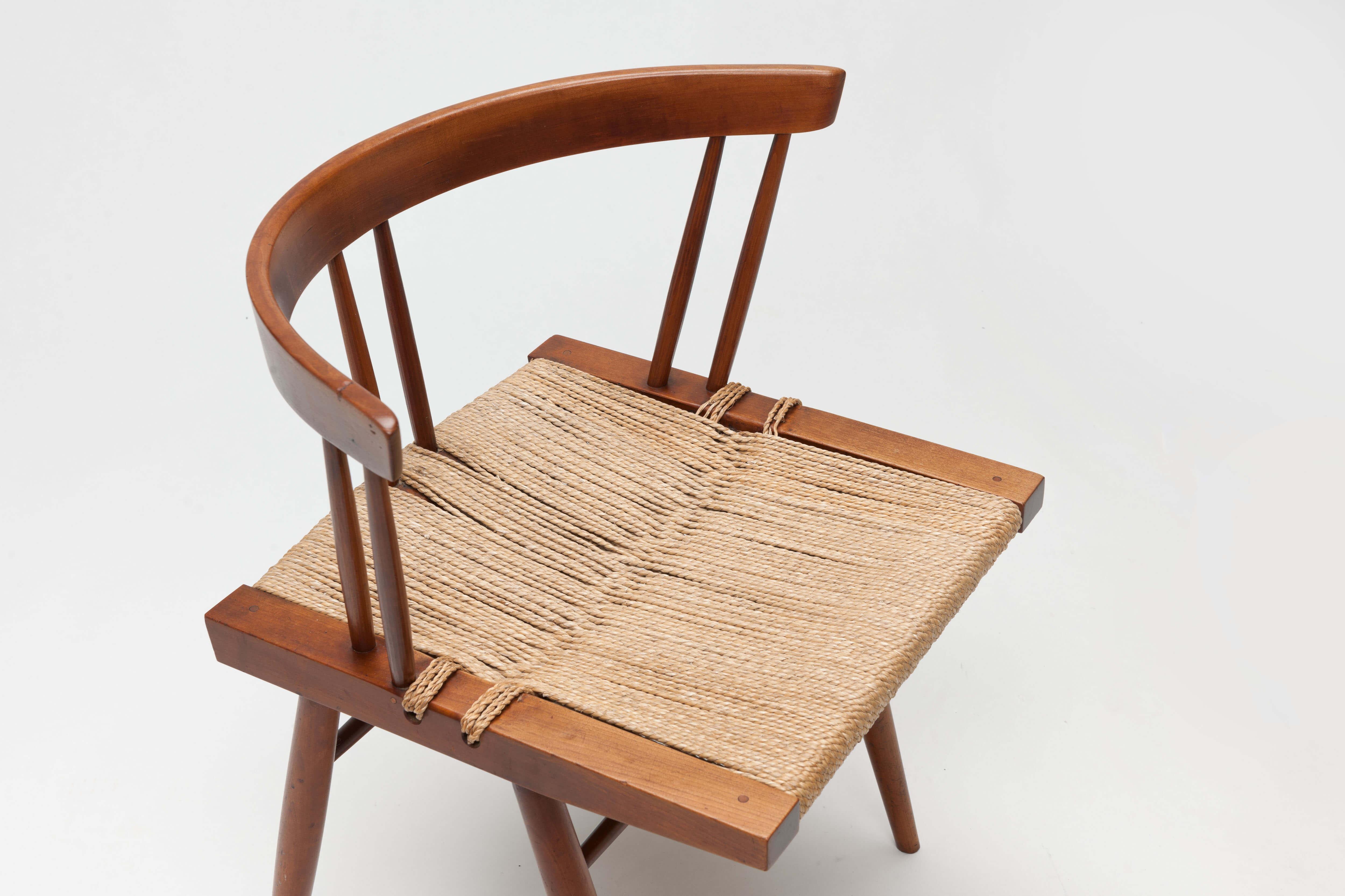 Vintage Grass Chair