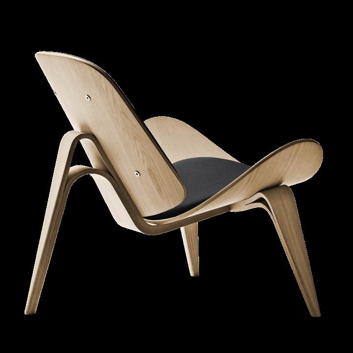 Shell chair CH07