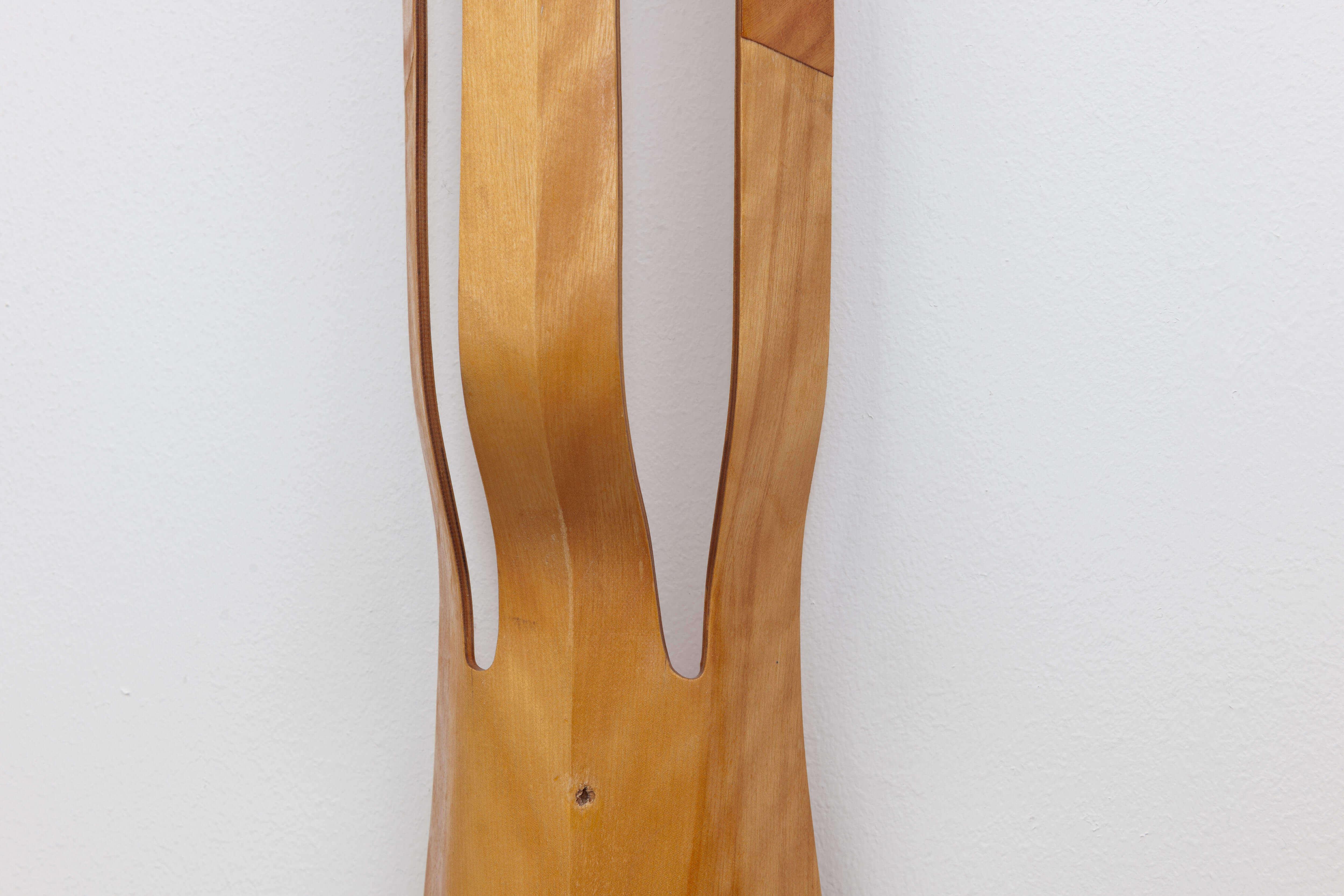Plywood Leg Splint