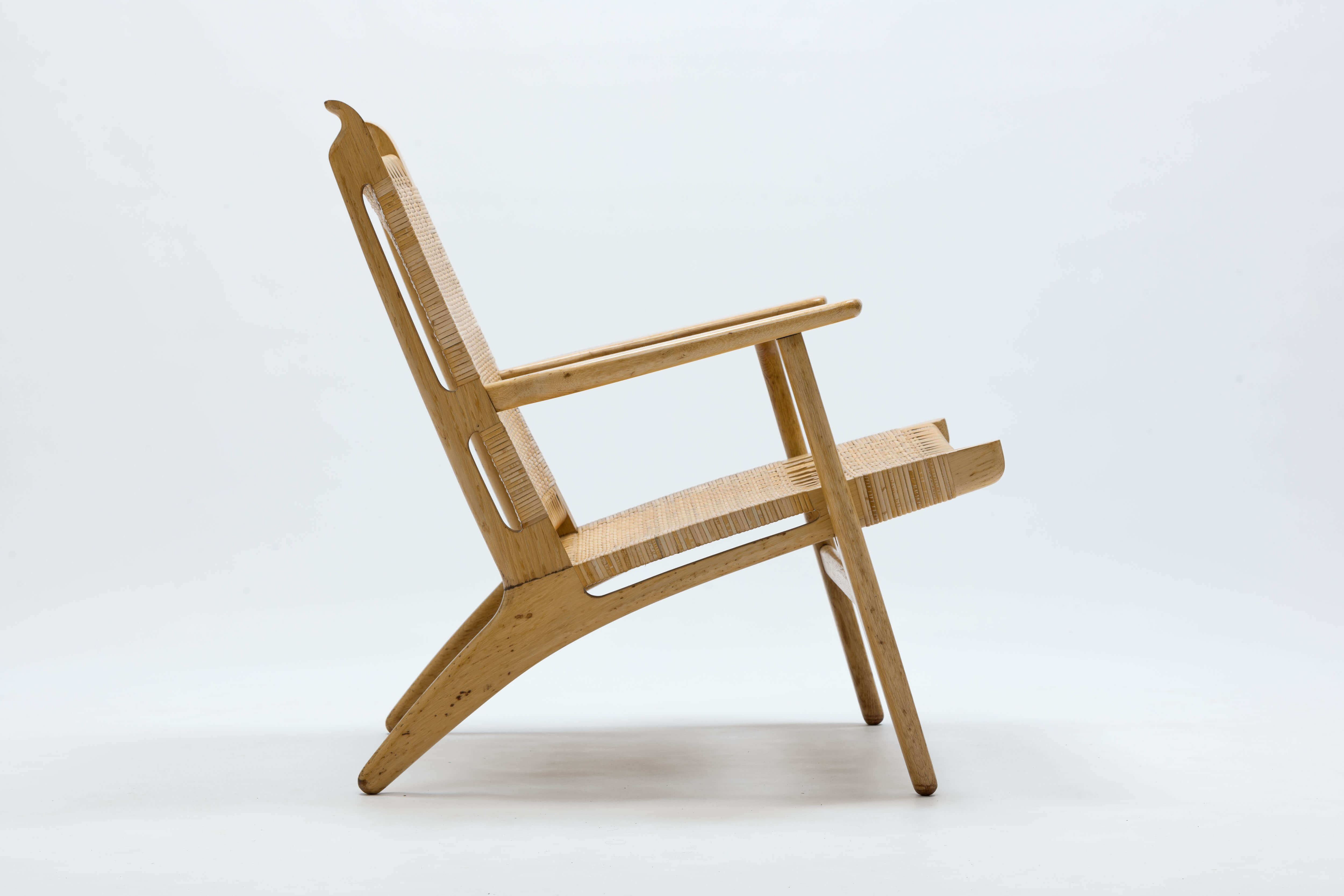 Vintage CH27 Lounge Chairs