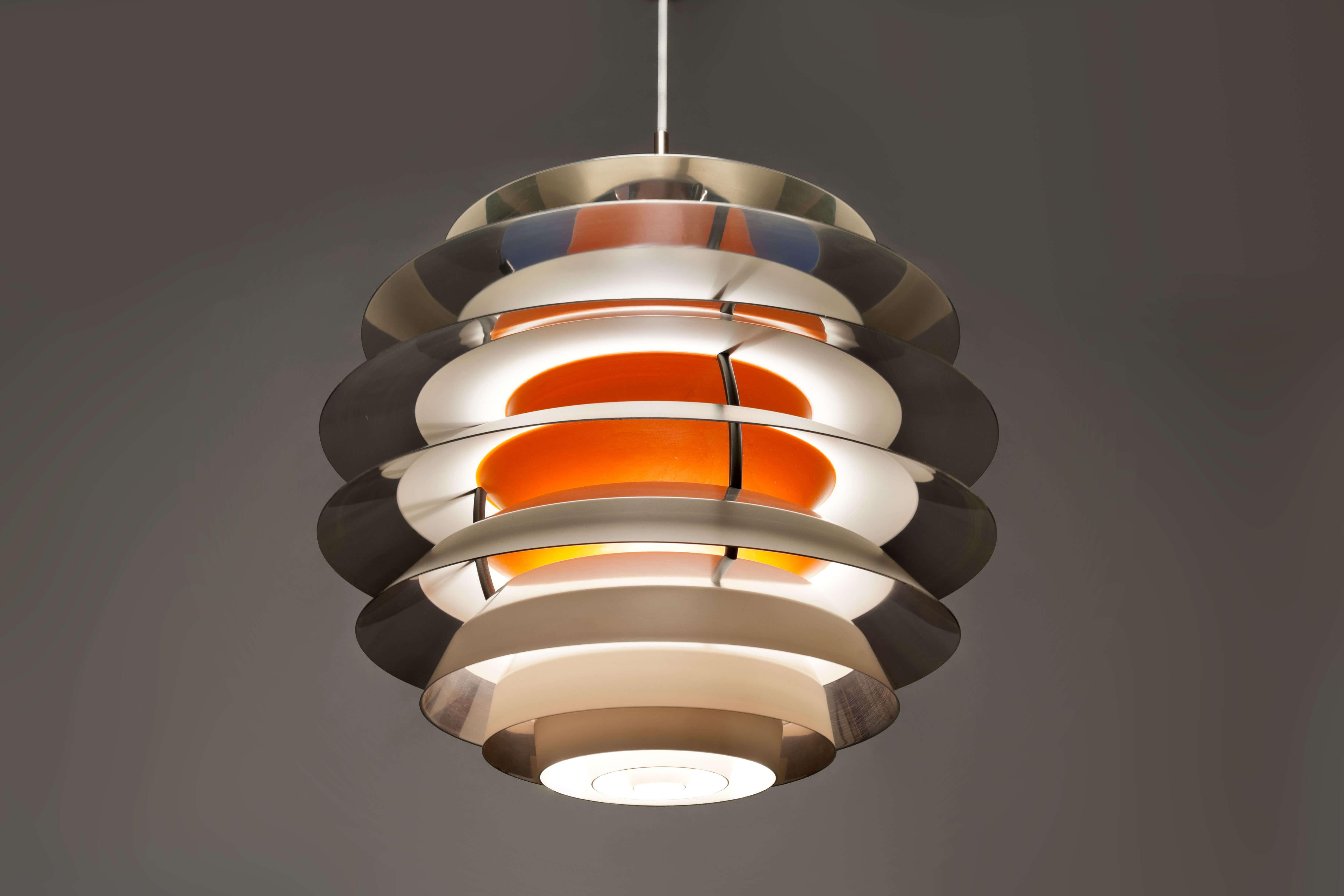 Vintage PH Kontrast Lamp