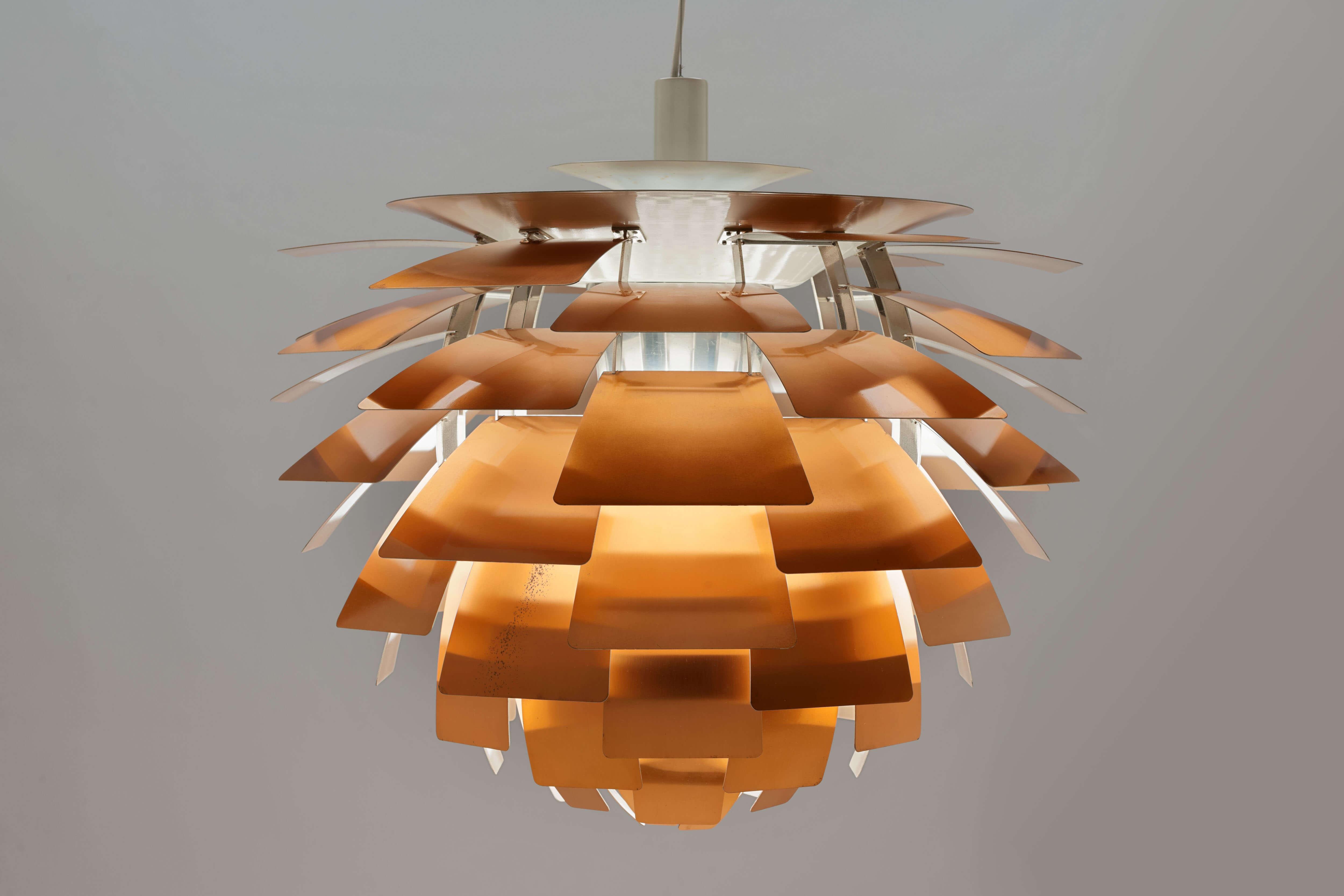 Vintage Artichoke hanglamp