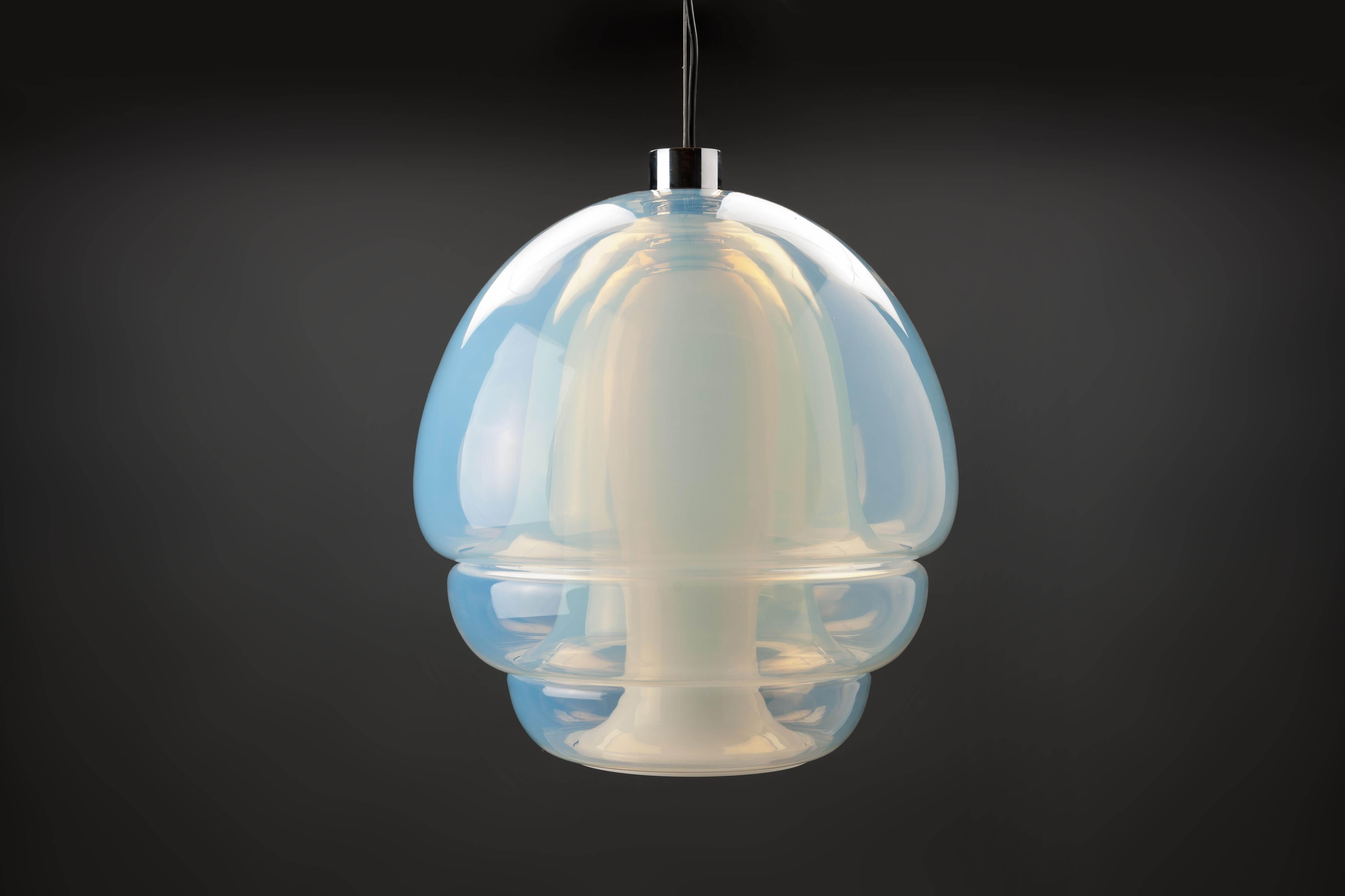 Vintage Opaline Hanglamp