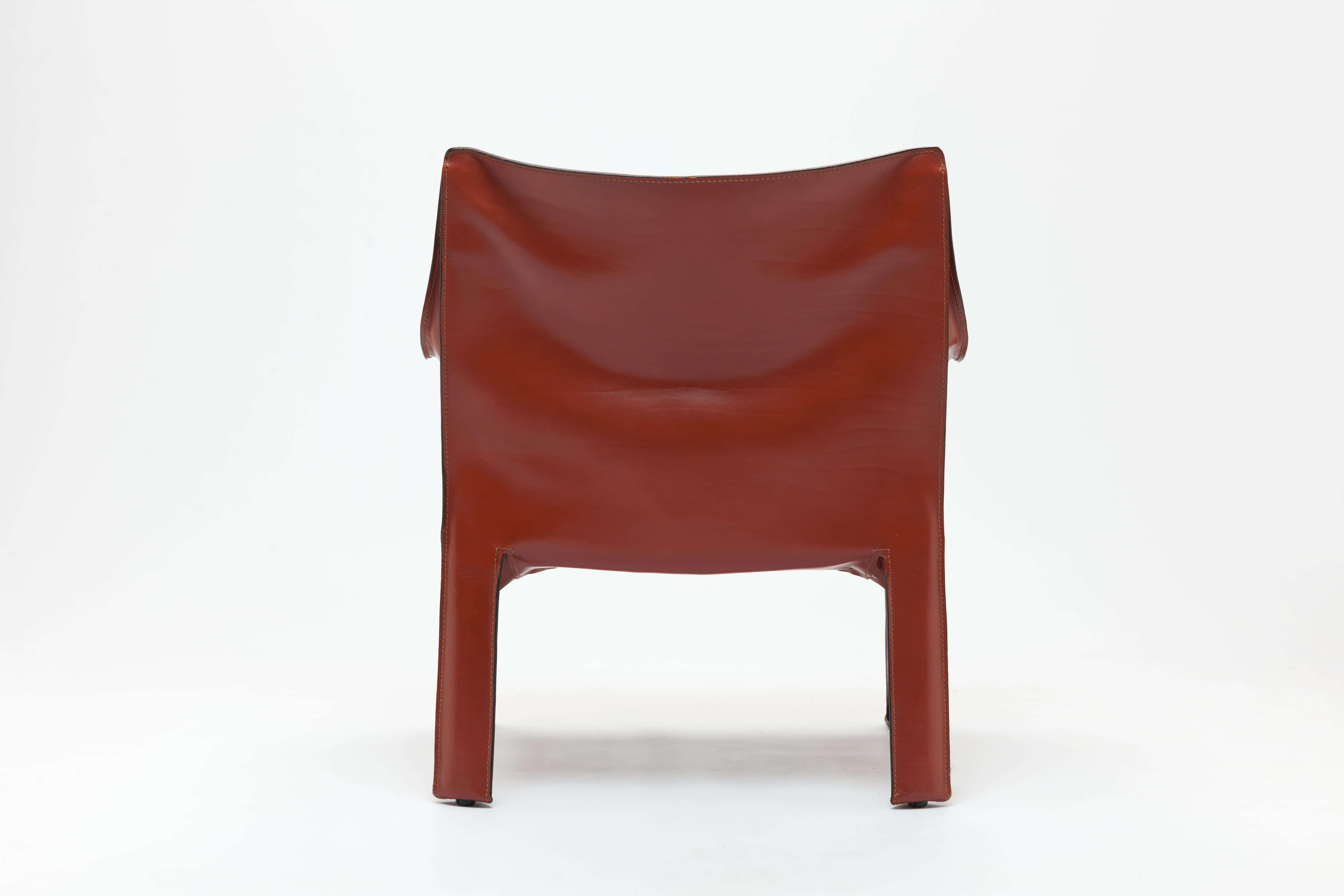 Vintage 'CAB' fauteuils