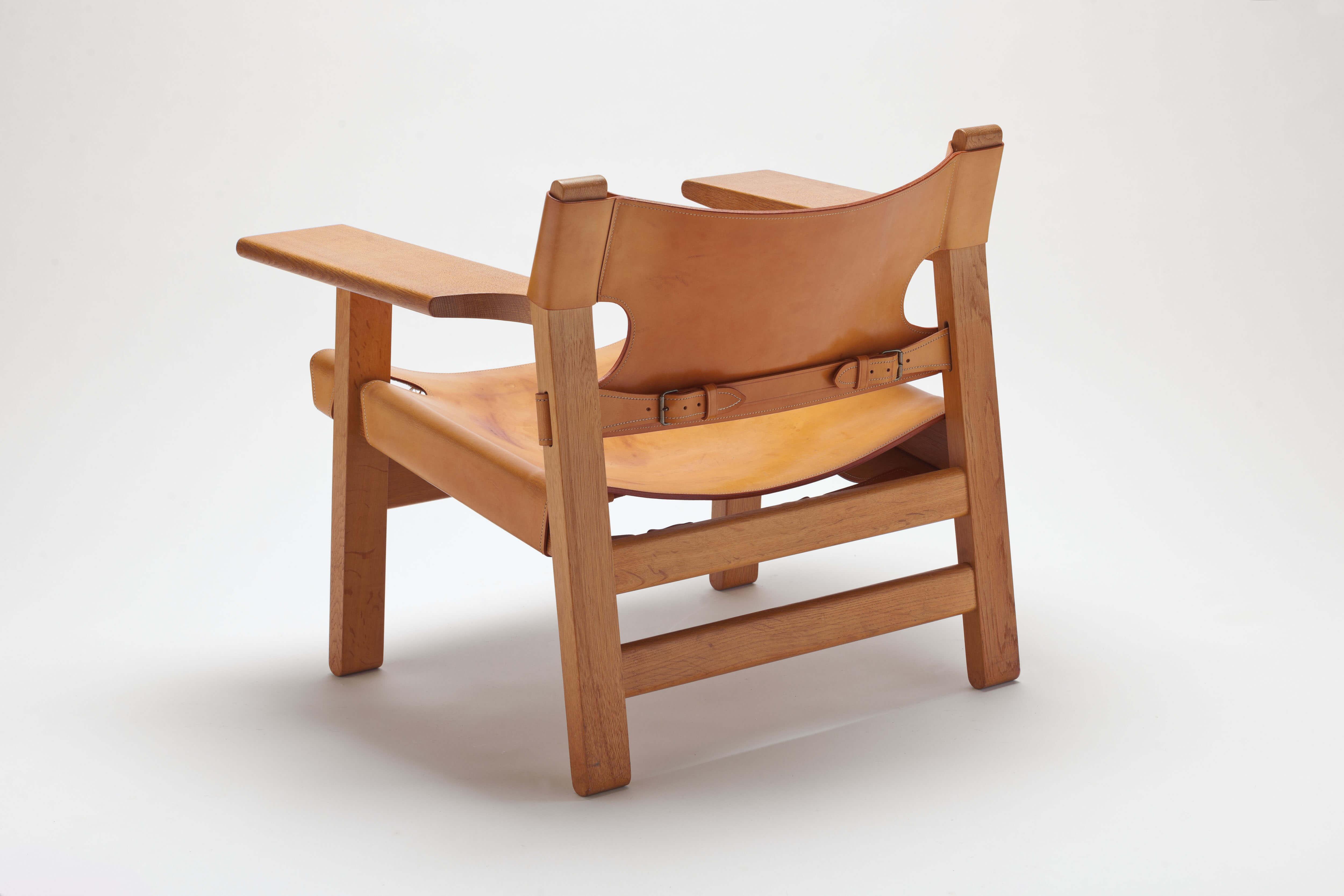 Vintage Spanish Chair