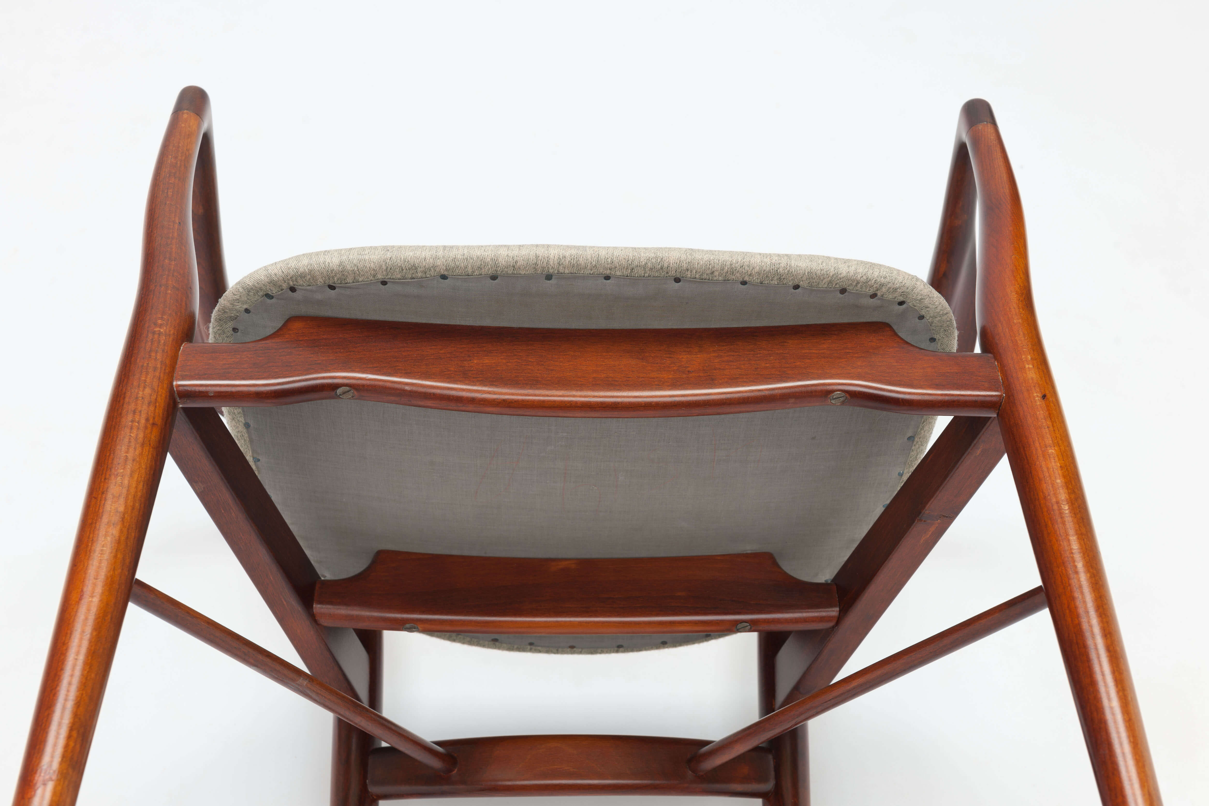Vintage BO46 Armstoel