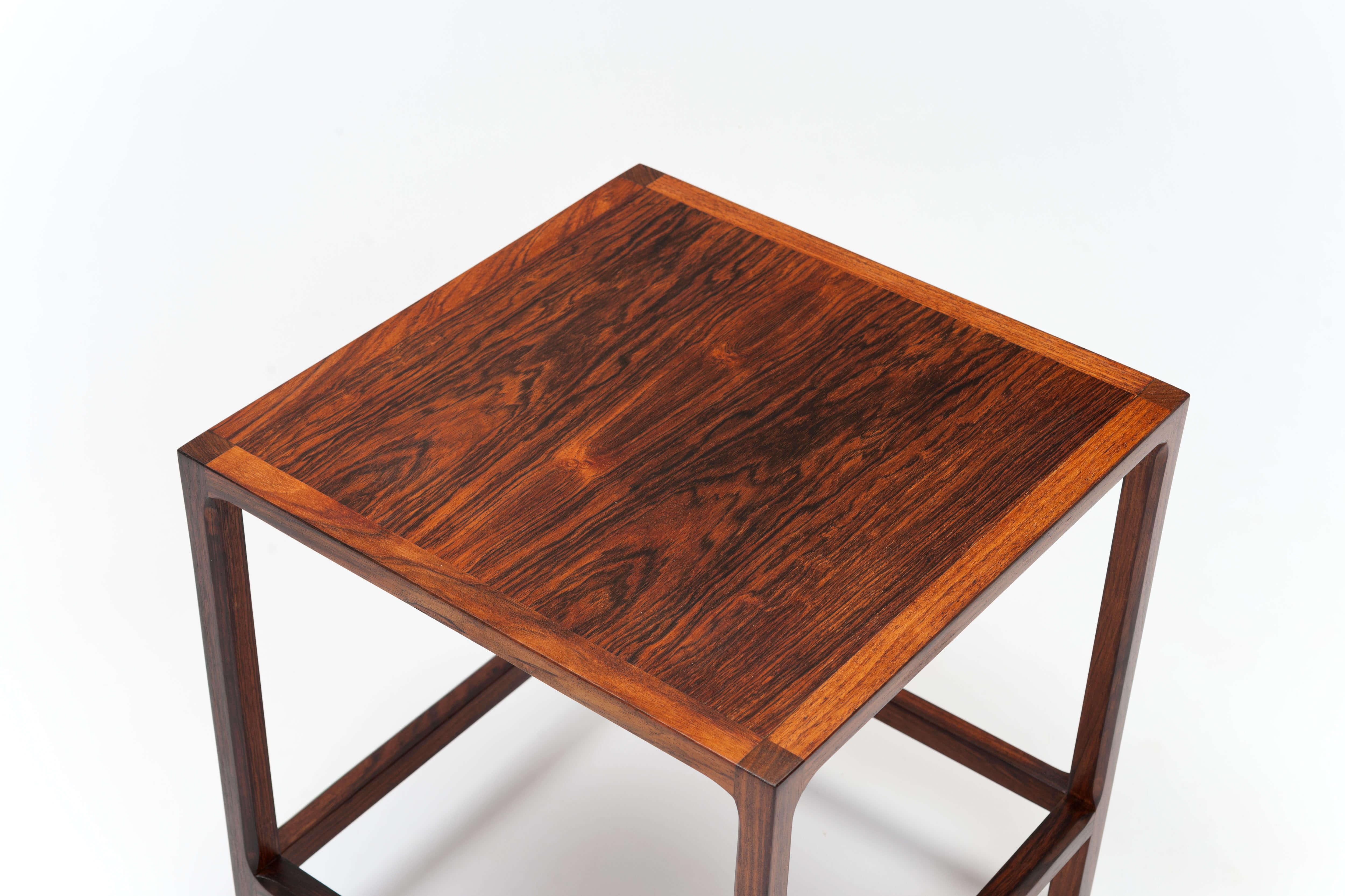 Vintage Palissander Tafels