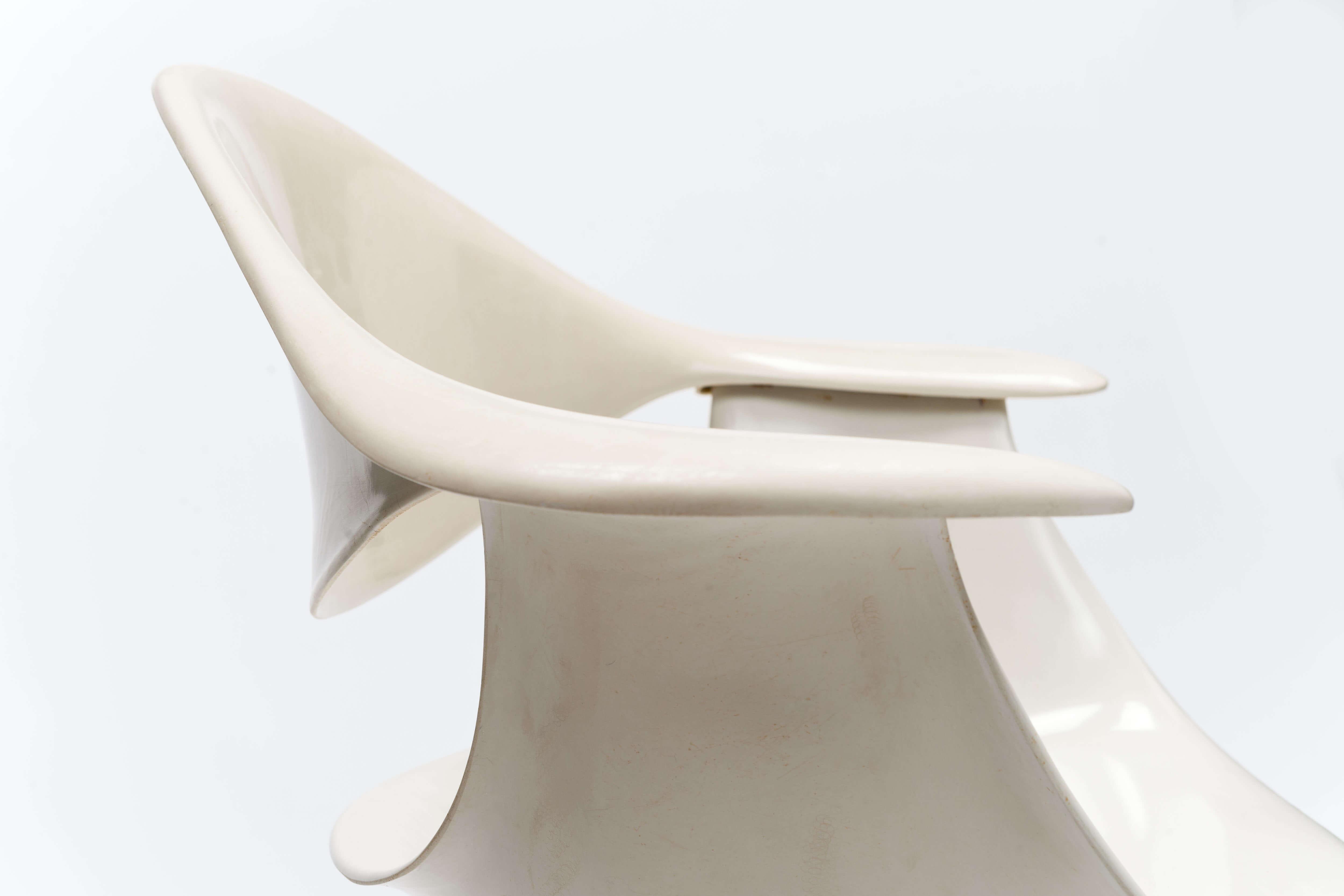 Vintage La Fonda 'DAF' Arm Chair