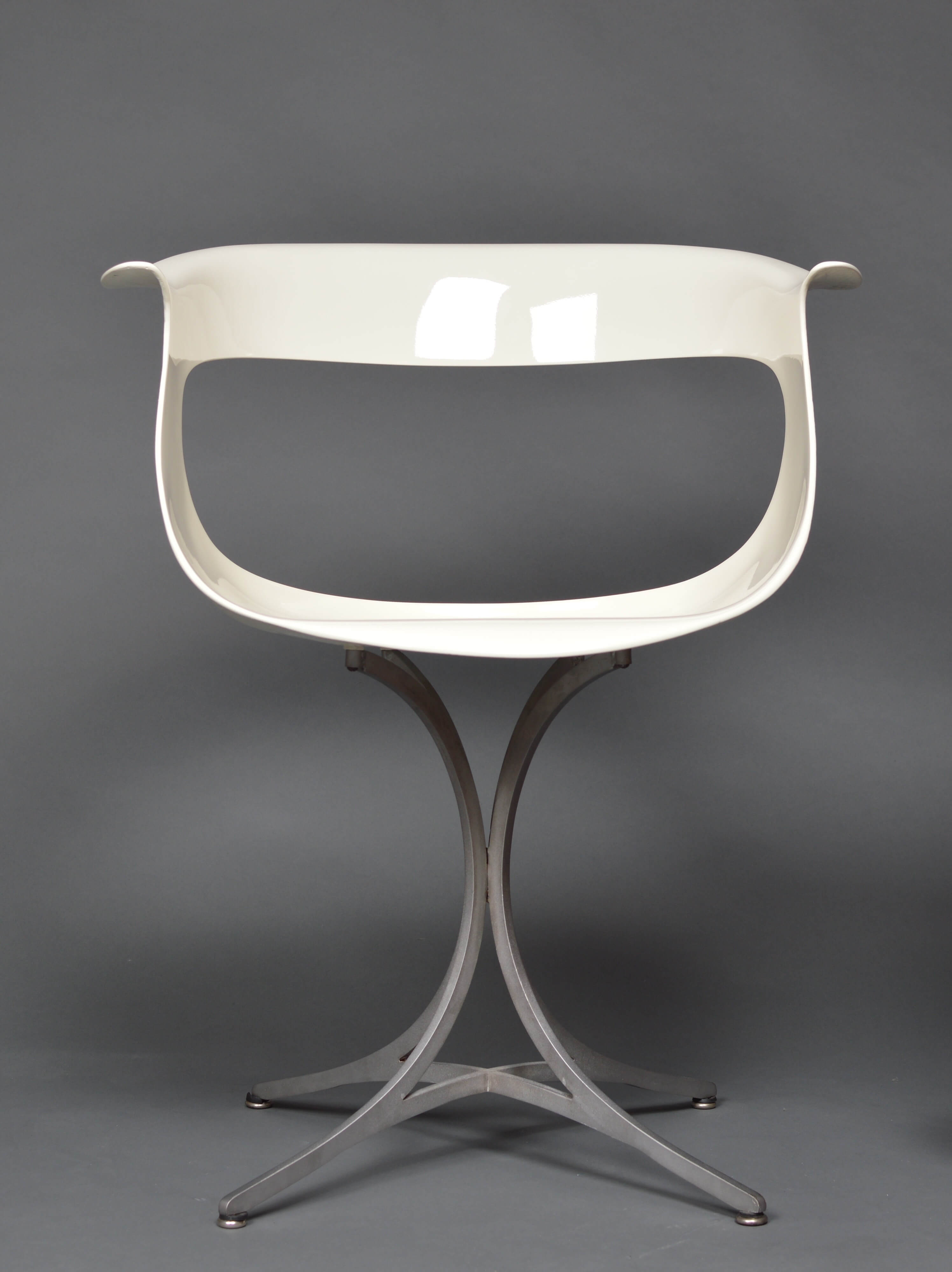 Vintage Lotus Chair
