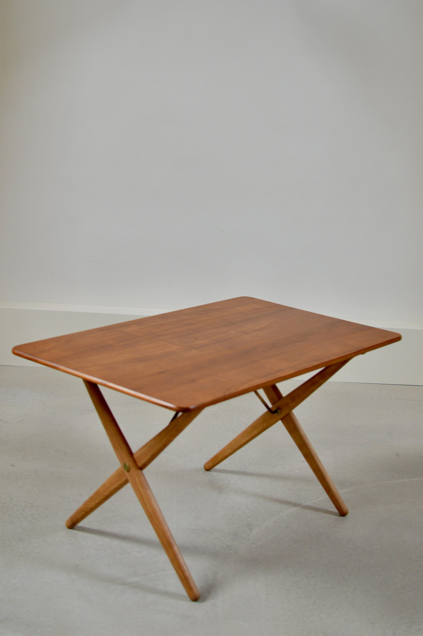 Vintage Sawhorse Table