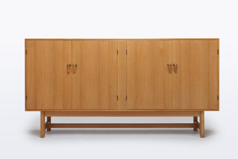 Vintage Panelen Cabinet