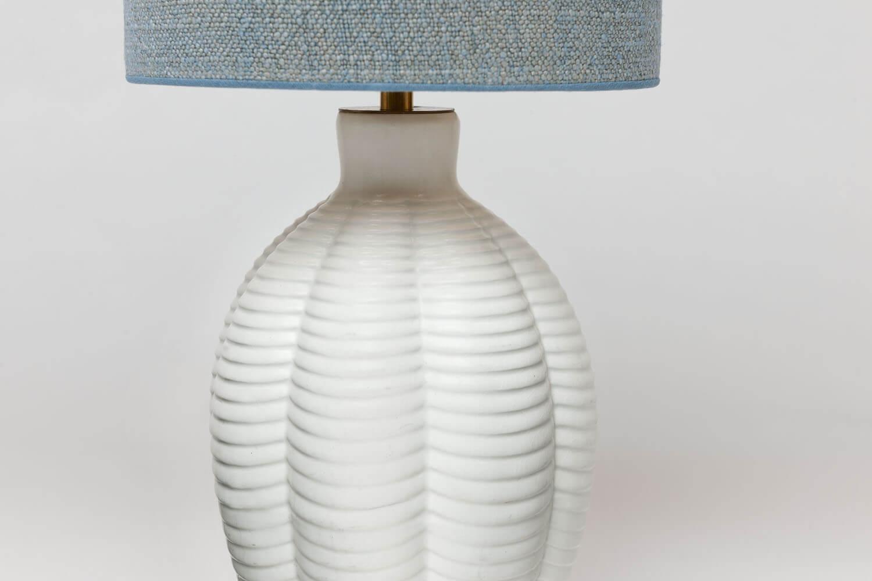Vintage Upsala Ekeby Tafellamp