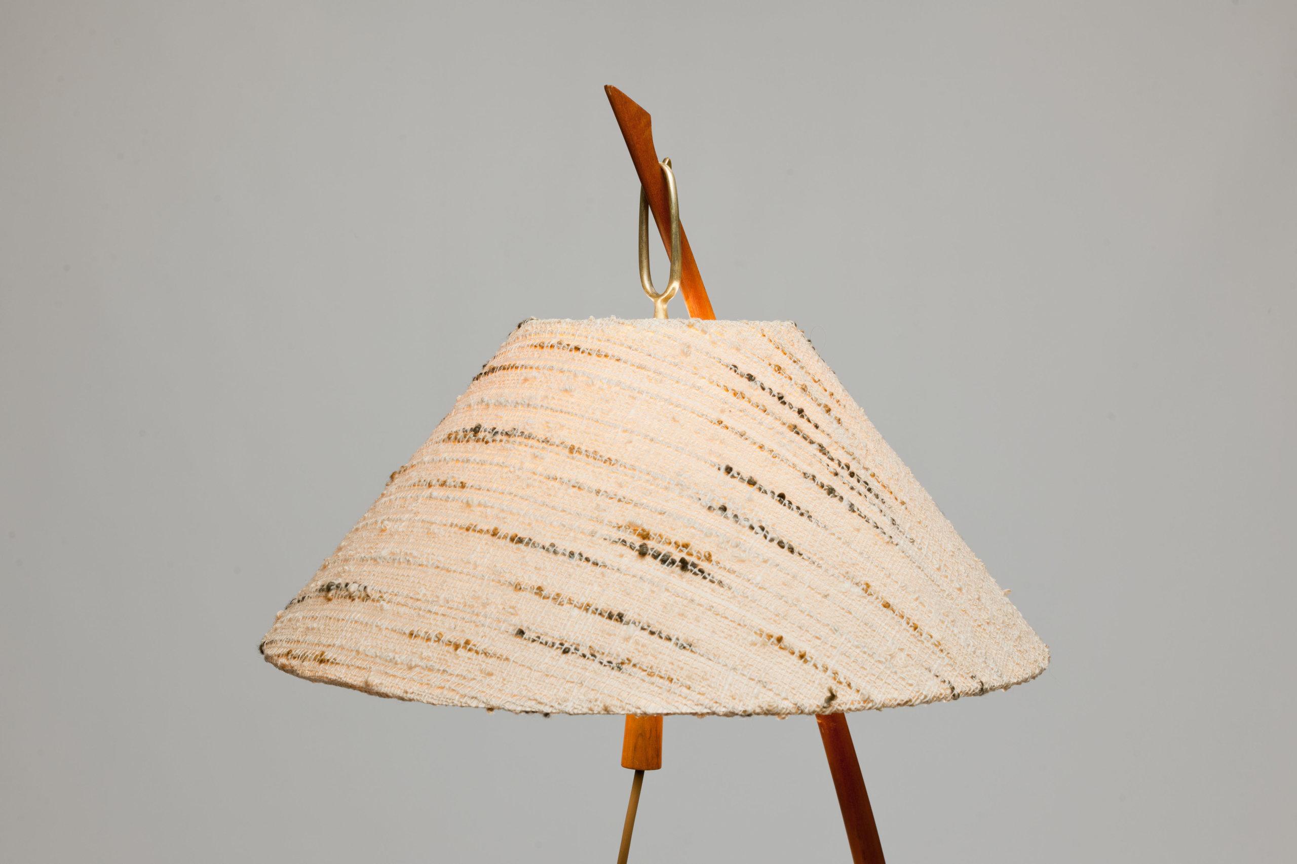 Vintage 'Dornstab' Vloerlamp