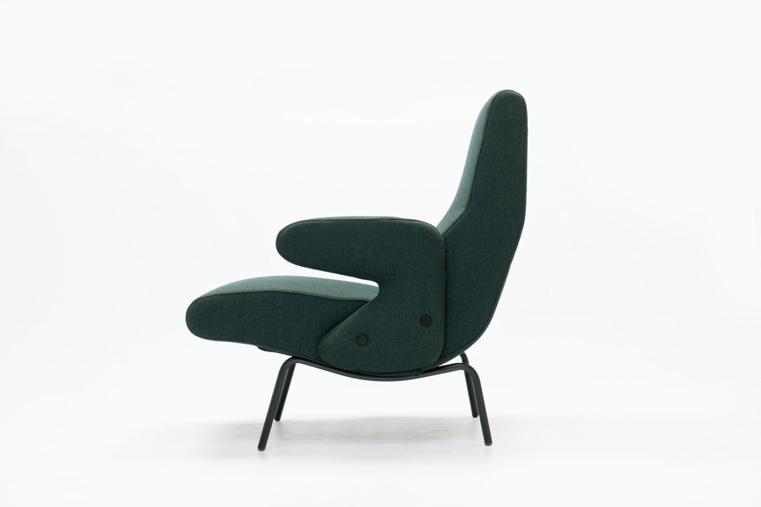 Delfino chair 1954 – Histoire