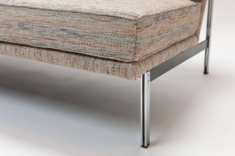Vintage Parallel Bar Sofa