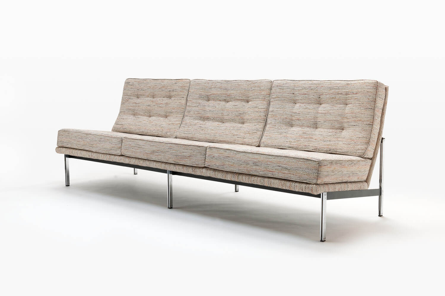 Vintage Parallel Bar Sofa