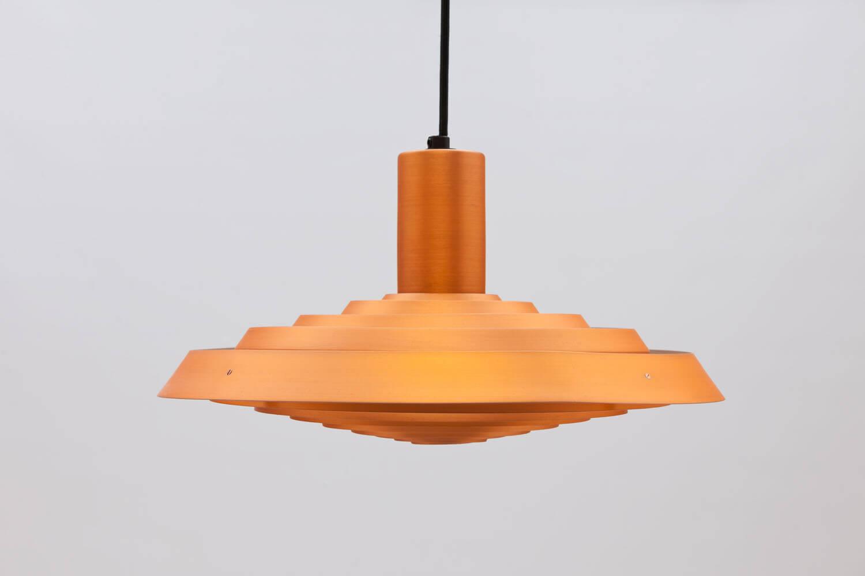 Vintage Plate Lamp