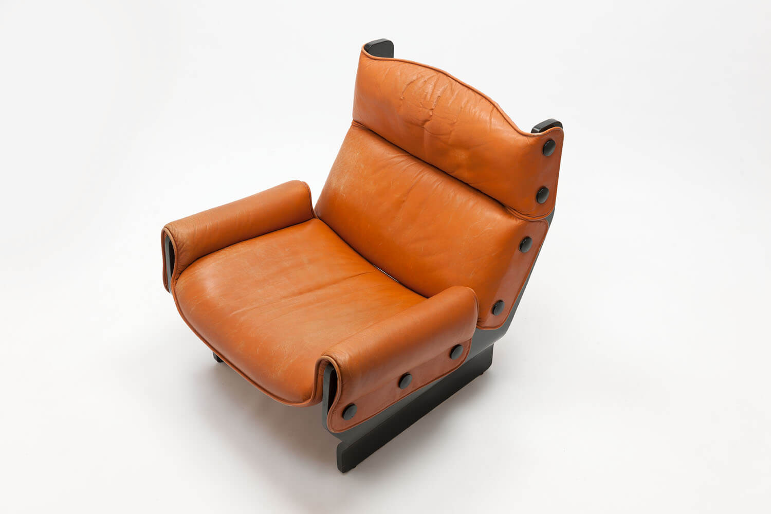 Vintage P110 'Canada' Lounge Chair