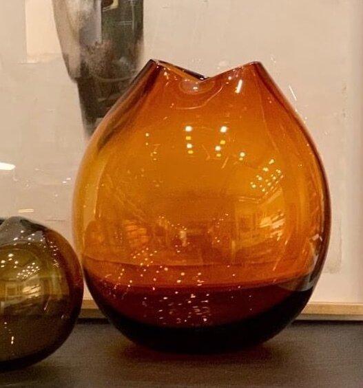 Rock Vase 'Gold'