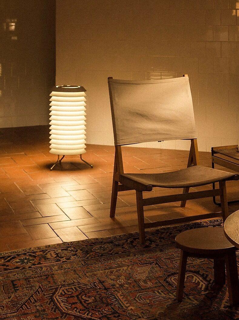'Maija Mehiläinen' Floor Lamp