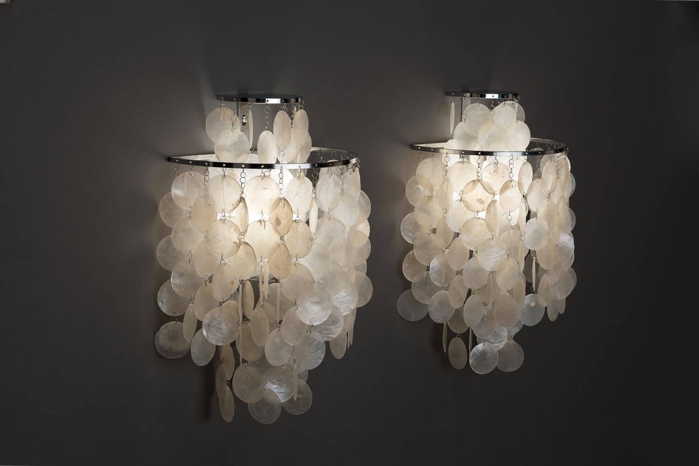 Vintage NOS Fun 2WM wandlamp
