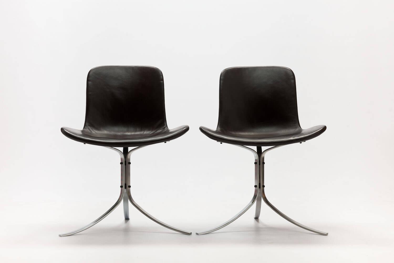 Vintage PK9 chair