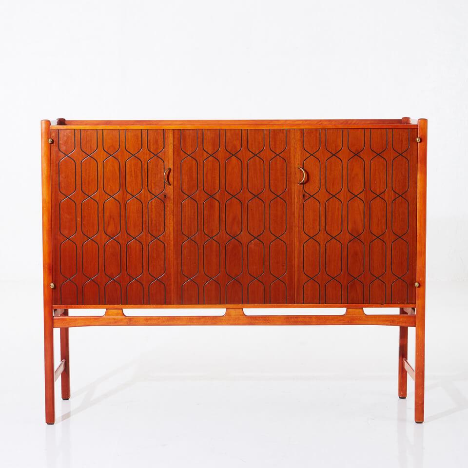 Vintage Deep relief Cabinet