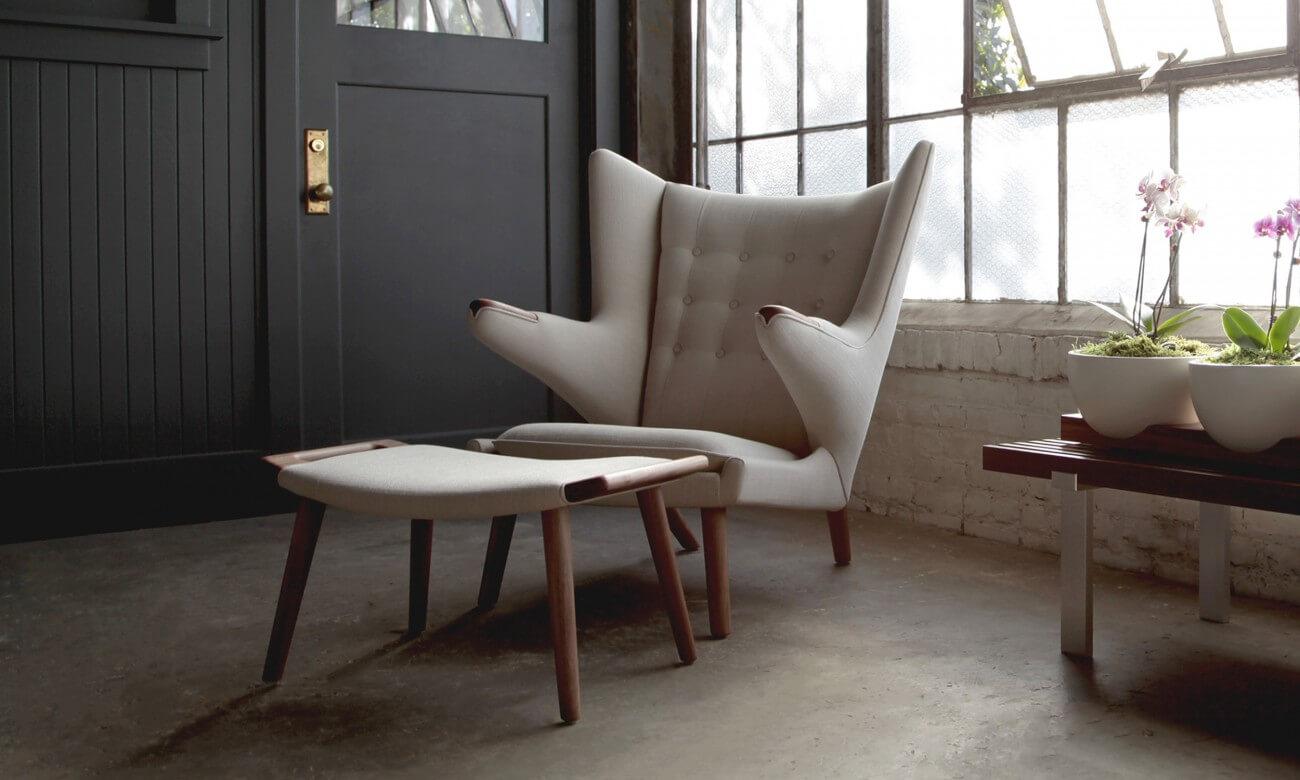 The Papa Bear Chair / PP19