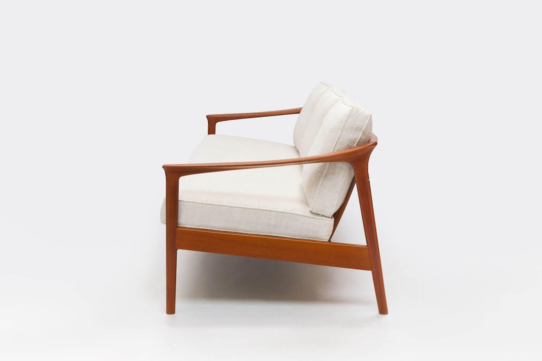 Vintage 3 zits sofa