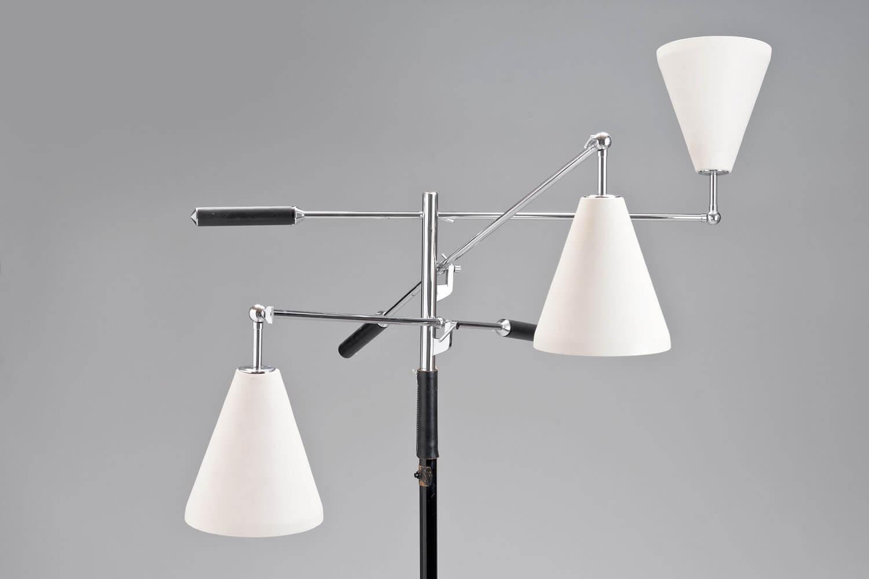 Vintage 'Triennale' Lamp
