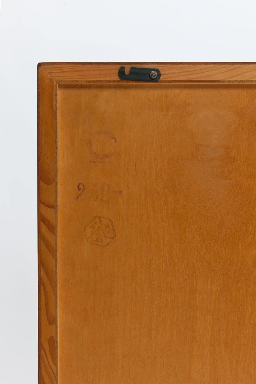Vintage Eiken Cabinet