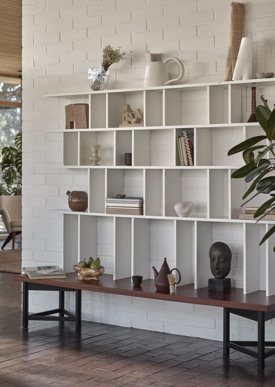 Vintage Välipala bookcase