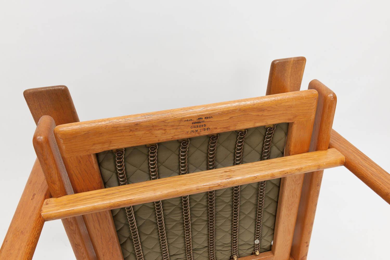 Vintage GE290 Easy Chairs (2)