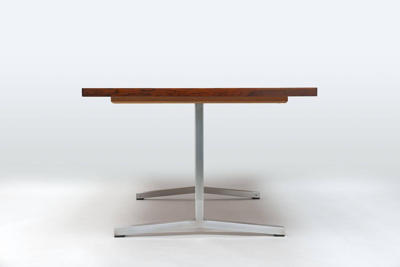 Vintage Palissanderhouten tafel
