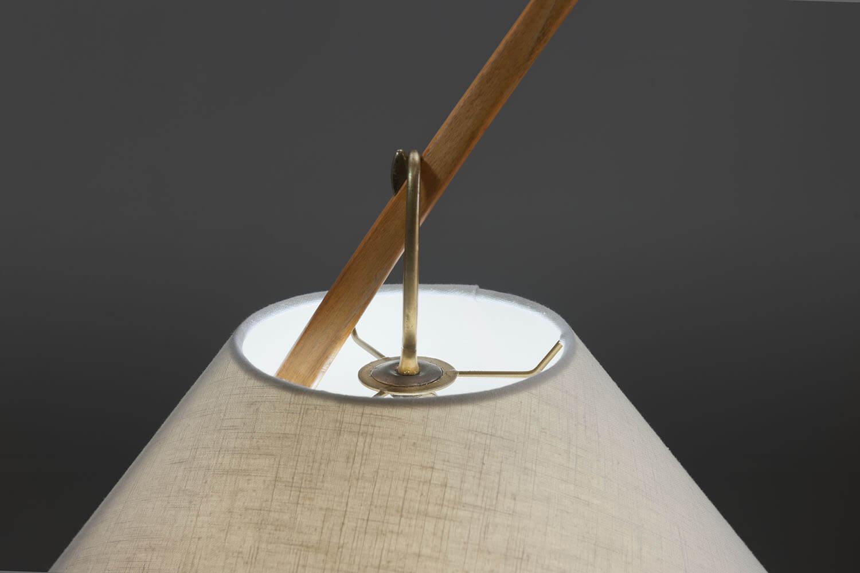 Vintage 'Dornstab' lamp