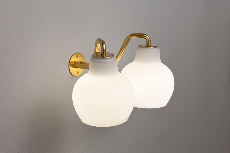 Vintage Ring Crown wandlamp